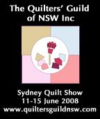 Sydney Quilt Show 2007