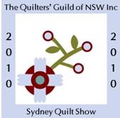 Sydney Quilt Show 2010