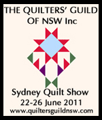 Sydney Quilt Show 2011