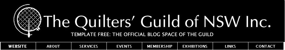 Template Free - the Official Blog of The Quilters Guild of NSW Inc
