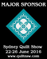 Sponsor of the Sydney Quilt Show - The Quilters' Guild of NSW Inc
