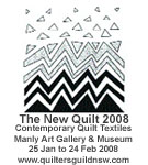 The New Quilt 2008: Contemporary Quilt Textiles
