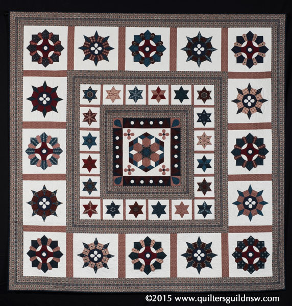 Sydney Quilt Show 2015 Prize Winners: Open Categories : red shed quilting - Adamdwight.com