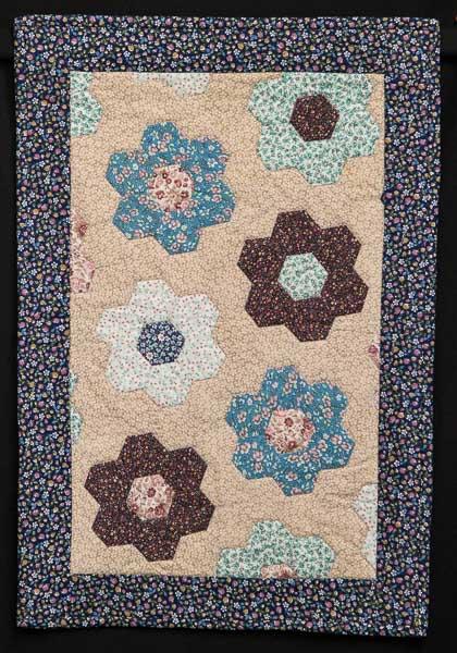 Remember grandmother's flower garden: Ann Woodward