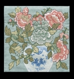 Peonies from the Windsor Suite: Anne Whitteron