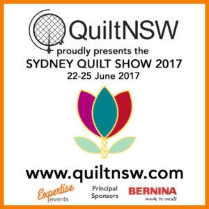 Sydney Quilt Show Principal Sponsors