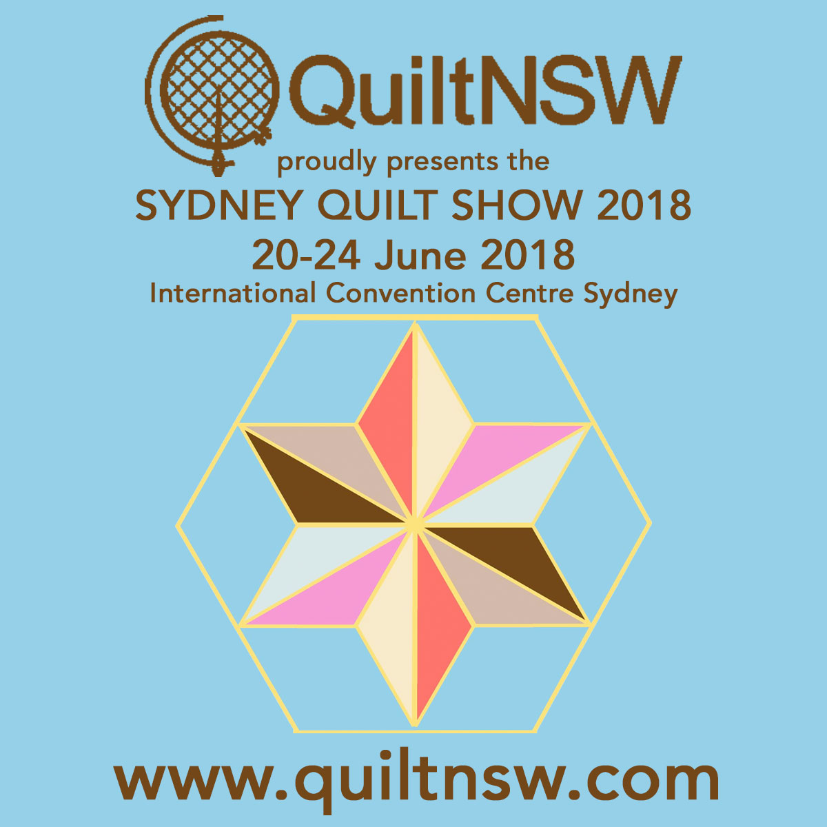 Sydney Quilt Show 20 24 June 2018 Quiltnsw The Quilters