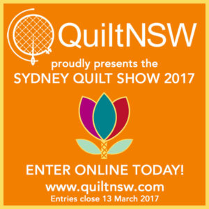Call for Entries for the Sydney Quilt Show 2017