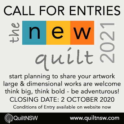 The New Quilt Call for Entries