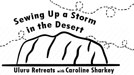 Sewing Up a Storm in the Desert with Caroline Sharkey