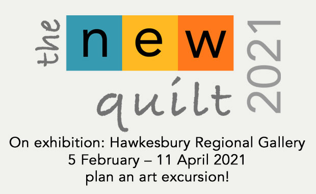 Plan an art excursion to The New Quilt!