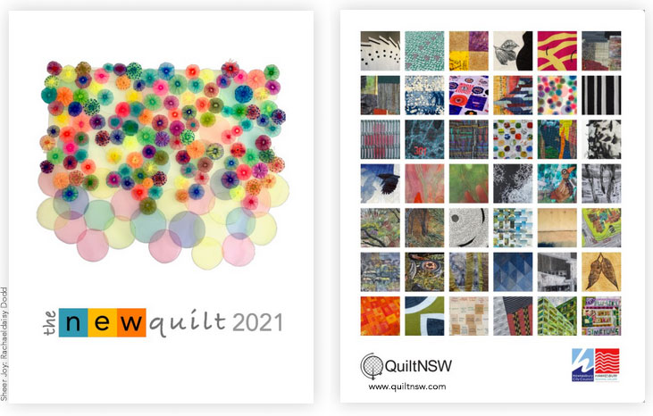 The New Quilt 2021 Catalogue