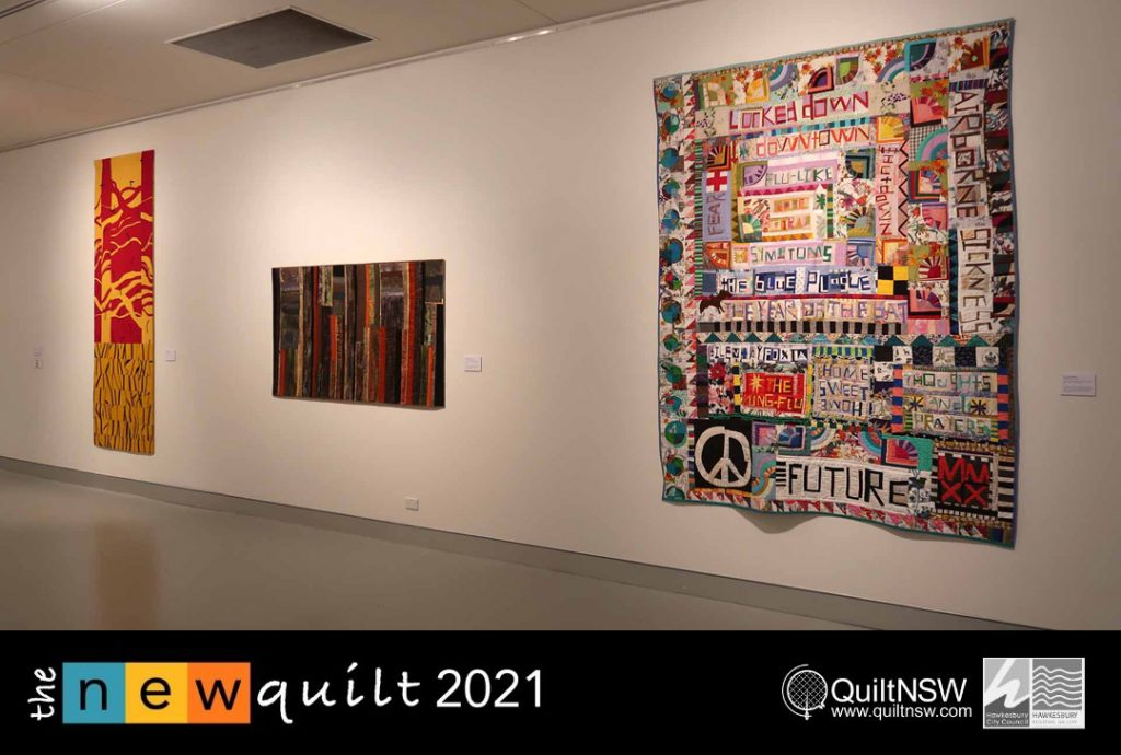The New Quilt 2021 Installation Image