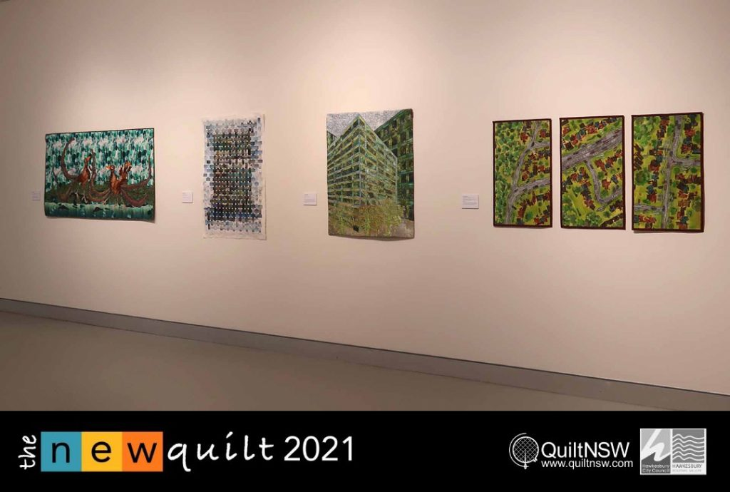 The New Quilt Installation Image
