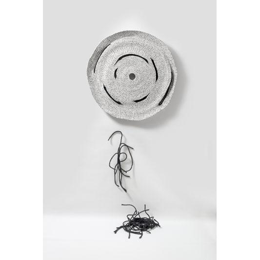 Memory Crosscut by Jill Miglietti