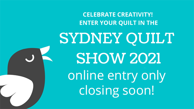 Sydney Quilt Show Call for Entries