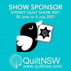 Sydney Quilt Show Sponsor Tile Graphic