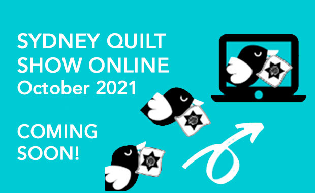Sydney Quilt Show 2021 Online